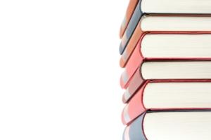 Bücherstapel Ratgeber